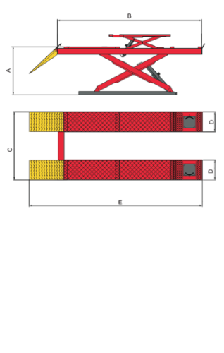DX-12A Diagram